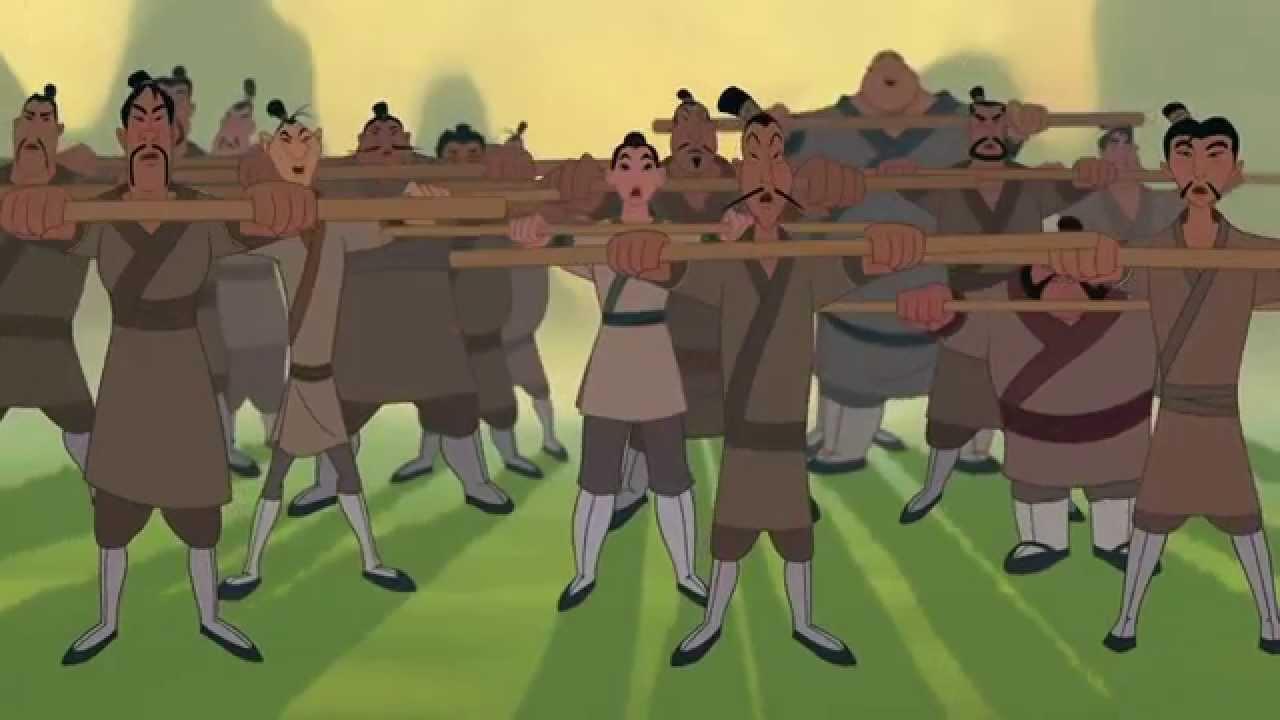 Download Mulan | Liedje: Ik Maak Jullie Elk Tot Een Man | Disney NL