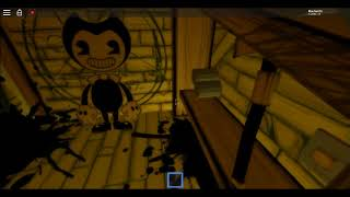 Bendy and the Ink Machine en Roblox | Capitulo 2 (Beta Completada)