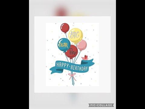 | Happy Birthday |  Big Brother  👫 ❤️ ❌⭕️❌⭕️ |