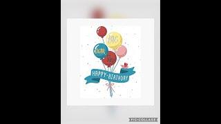 Happy Birthday : Big Brother  ❤️   2013   ❌⭕️❌⭕️