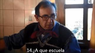 Entrevista a antiguo poblador de Epuyen: Florencio Concha