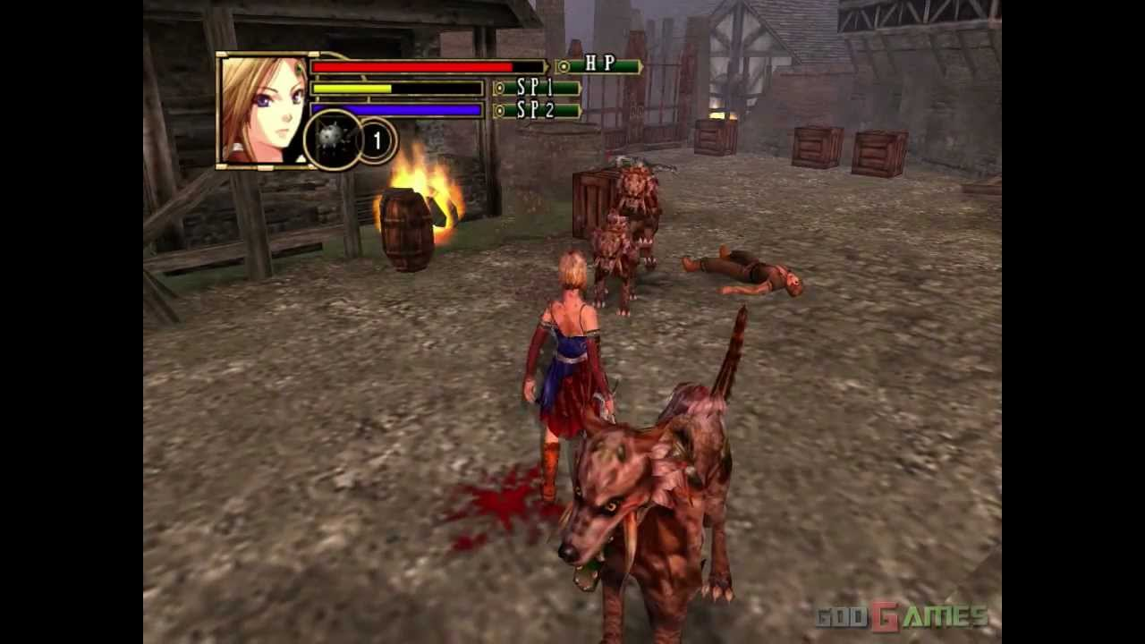 Deadpan Flook's Gruesome Games!: Realm Of The Dead (PS2)