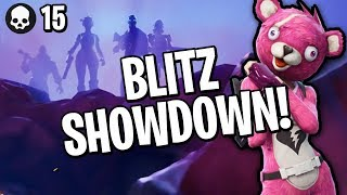 TRYHARDOWE GIERKI NA BLITZ SHOWDOWN!