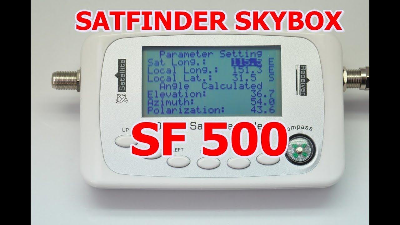 Prof sf-500 прошивка