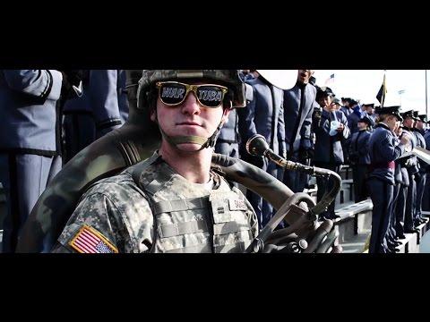 Army Navy Spirit Video 2015: Brave Old Army Team