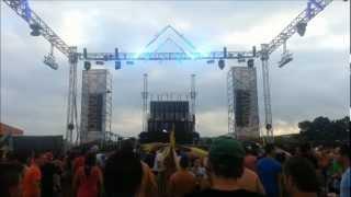 Javi Molina @ Summer Rave Piramide 2012