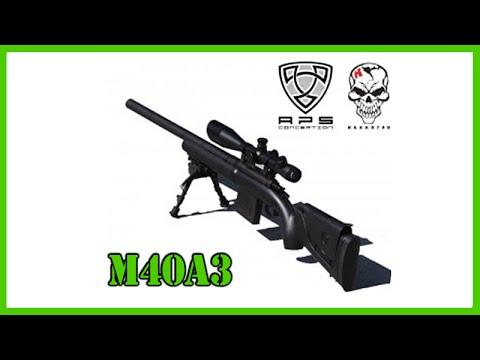 Hakkotsu APS - M40A3   English   (Spring)