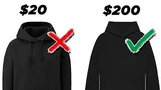 HOW TO STYLE A HOODIE | Cheap vs Expensive | Affordable Men's Fashion | StyleOnDeck