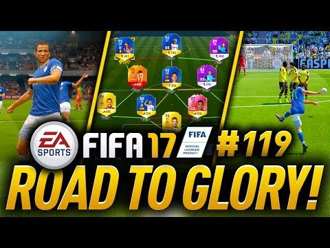 I FOUND MY FREE KICK SPECIALIST!! ⚽️ FIFA 17 Road To Glory EP 119