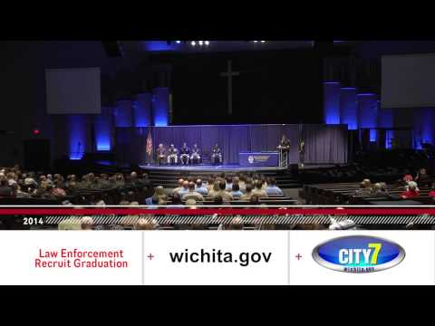 Law Enforcement Recruit Graduation