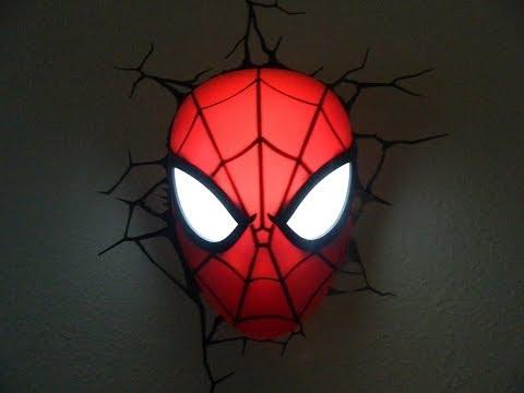 amazoncom marvel ultimate spiderman iron spider mask