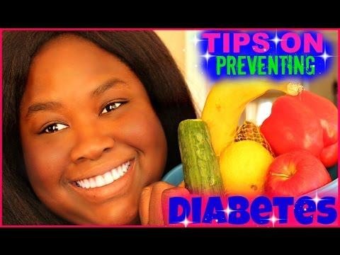Tips on Preventing Diabetes