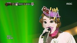 [King of masked singer] 복면가왕 - 'Mrs. Curie' 2round - Broke Up Today 20170813