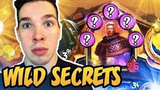 Hearthstone: Wild Secrets!