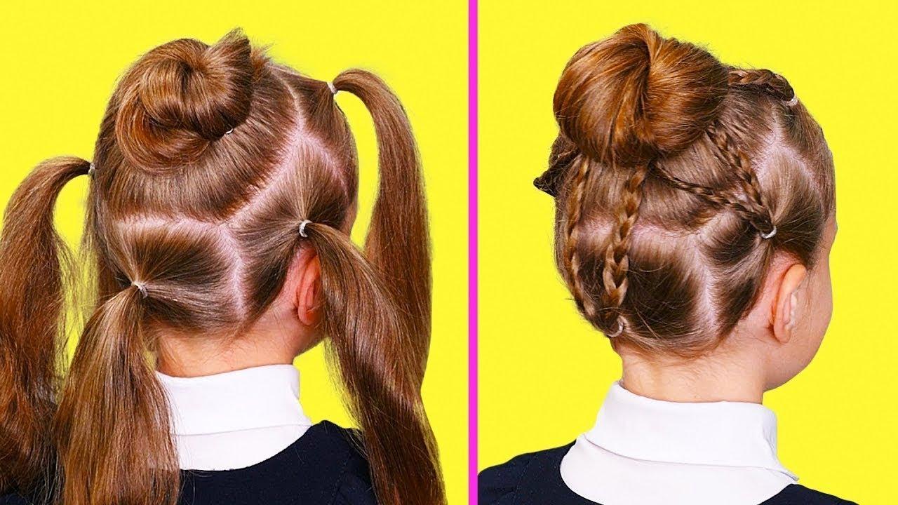 25 Peinados Simples Para El Regreso A La Escuela Youtube