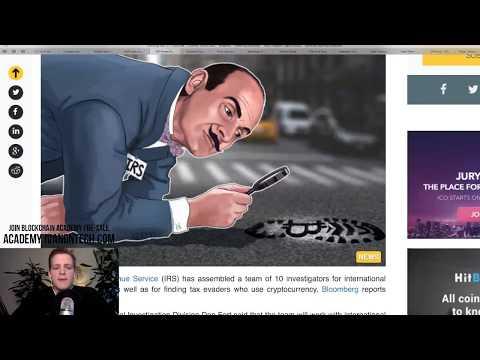 Bitcoin Anxiety Phone, MyEtherWallet War, IRS, Russian Scientists, Binance