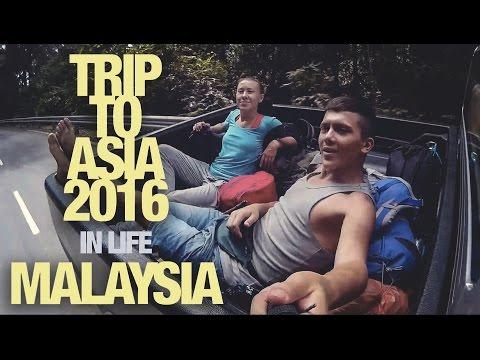 TRIP TO ASIA 2016 - MALAYSIA. DAY 17. WAY TO JERANTUT.