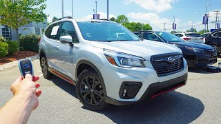 2020 Subaru Forester Sport Is A Crossover SUV Worth Looking At!