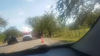 Accidente de moto via Aipe-Neiva