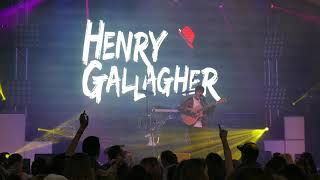 Henry Gallagher Live