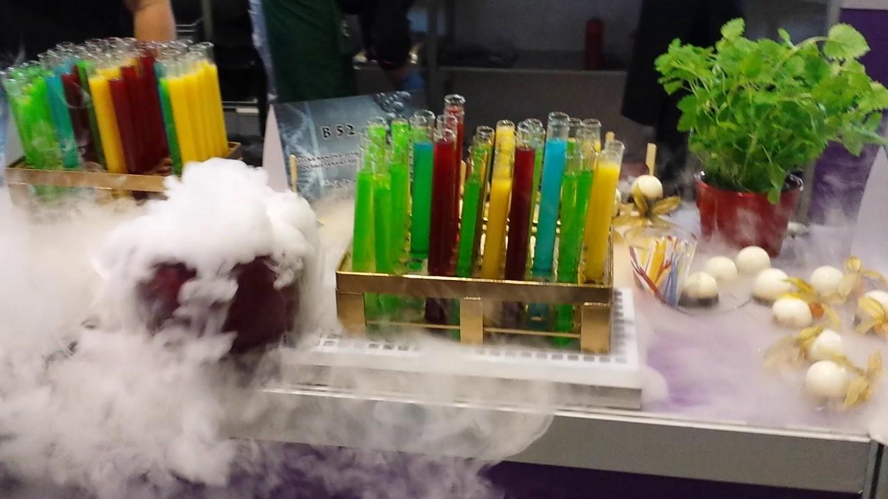 Kuchnia Molekularna Drink Bar Jiggers Barmanstwo Wesela