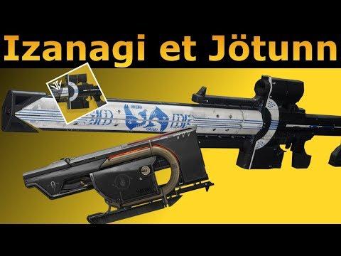 Destiny 2 : Comment Obtenir l'Izanagi et le Jötunn ! Quête exotique et coup de gueule ! thumbnail