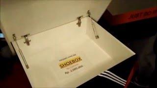 Demo ShoeBox (Rak Sepatu)