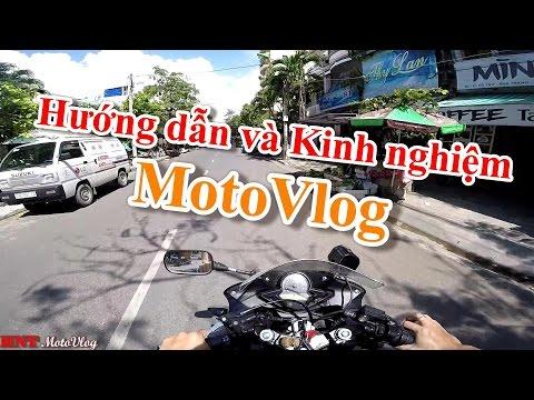MotoVlog VietNam | Nha Trang 38 - HƯỚNG DẪN VÀ KINH NGHIỆM LÀM MOTOVLOG - CBR150