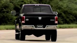 Air Suspension-How to use air ride suspension to adjust ride height on 2017 Ram Truck