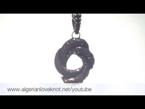 Algerian Love Knot - budget necklace inspired by Casino Royale