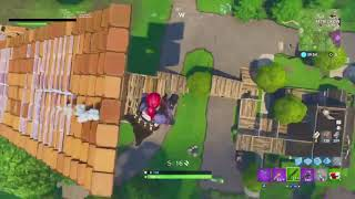 DontCry - Fortnite - CronusMax Script - BUILDING TEST SCRIPT - 90 Degree Turn + Shoot Auto Build