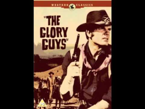quotthe glory guysquot arnold laven 1965 the main theme by
