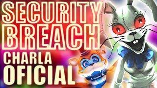 REACCIÓN a la CHARLA OFICIAL de FNaF SECURITY BREACH (EN ESPAÑOL) - GG Games