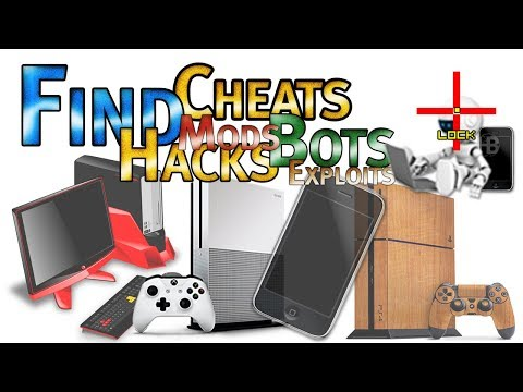 Find and Download Game Hacks, Bots, Aimbots and other Cheating Software / Apps!