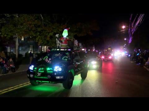 Toms River Halloween Parade 2018