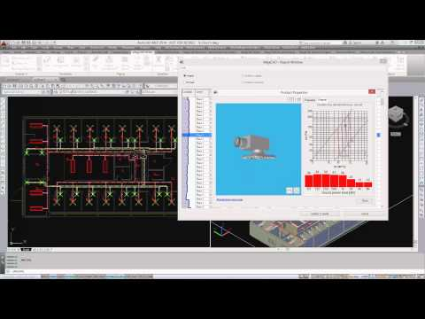MagiCAD 2014.11 for AutoCAD: