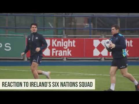 Reaction to Ireland