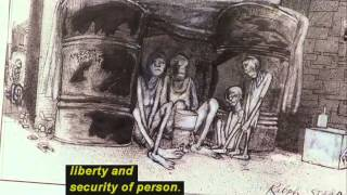 Karsh Kale-Distance (Articles From The Declaration Of Human Rights As Read By Ralph Steadman)