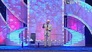 Complete Full Lecture Dawah or Destruction Dubai 2015 - Dr Zakir Naik Peace Conference
