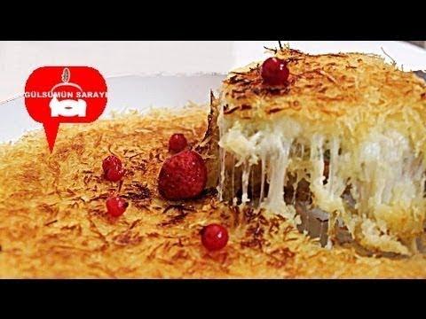 5 Dakikada Antep Mutfağı nin Tadina Doyulmaz Künefe Tatlisi Tarifi - Gülsümün Sarayi