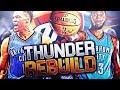 REBUILDING THE OKLAHOMA CITY THUNDER! RUSSELL WESTBROOK + PAUL GEORGE CO-MVP'S?! NBA 2K18 MY LEAGUE