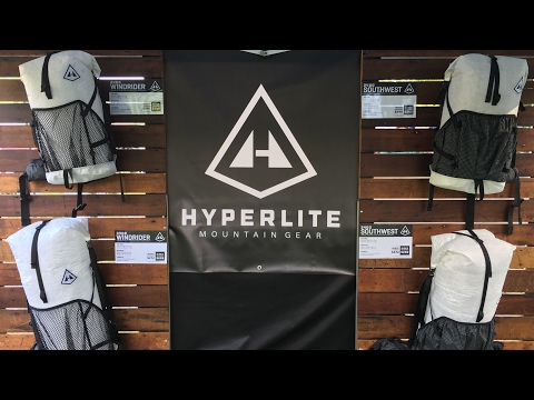Trail Days Gear Vendors: Hyperlite Mountain Gear