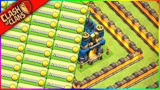 *^* $12,000,000 or (GTFO) in Clash of Clans *^*