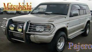 Mitsubishi Pajero Model 1997