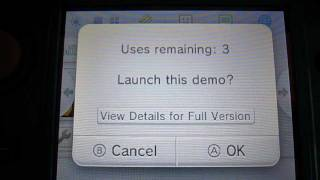 What Happens When a 3DS Demo Expires? - Nintendogs + Cats Edition