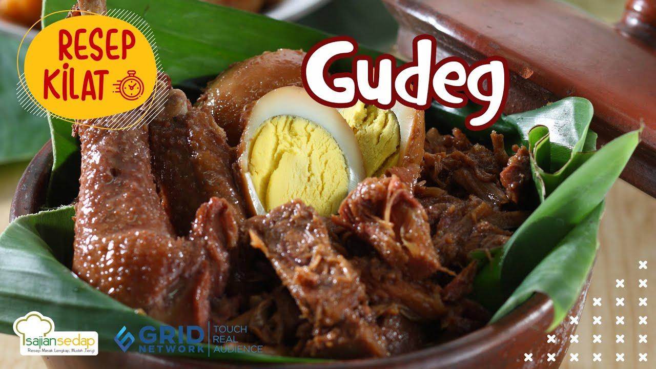 Resep Gudeg Resep Masakan Khas Yogyakarta Yang Hadir Di Meja Makan Youtube