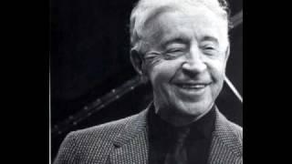 Ravel La tombeau de Couperin  Forlane Rubinstein Rec. 1963.wmv