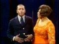 Ella Fitzgerald and Flip Wilson on The Flip Wilson Show