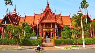 National Museum home Cambodia - tradition and culture of Khmer with artifacts - Visit Cambodia 2017