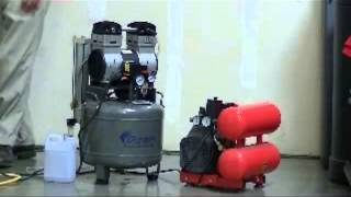 California Air Tools 1020d Ultra Quiet & Oil-free 2 Hp 10 Gal. Air Compressor